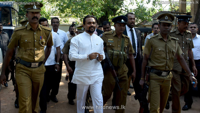 Bribery case against Weerawansa